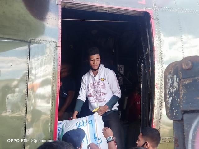 Warga NTT di Jogja Salurkan 15 Ton Bantuan untuk Pengungsi Flotim dan Lembata (232184)