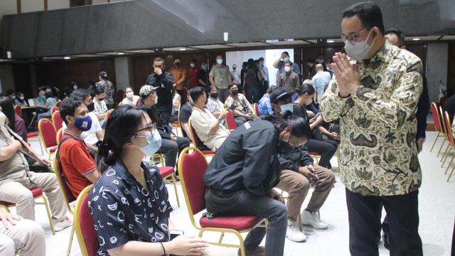 Cek Status Vaksinasi di Jakarta Kini Juga Bisa Lewat Aplikasi JAKI (24013)