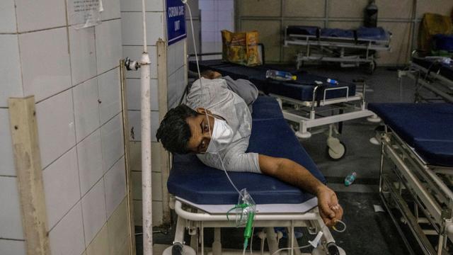 India Sumbang Hampir 50 Persen Kasus Infeksi Virus Corona di Dunia Pekan Lalu (95626)