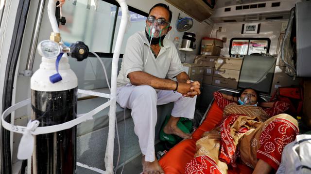 Sejak Awal Maret 2021 Pemerintah India Diperingatkan soal Potensi Badai COVID-19 (233098)