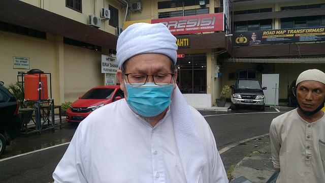 Wapres Ma'ruf Amin Kenang Sosok Ustaz Tengku Zulkarnain: Teman Dialog Hangat (252732)