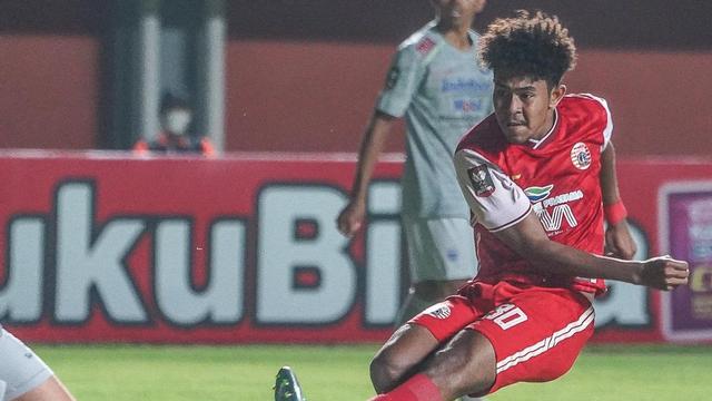 4 Bintang Persija saat Taklukkan Persib di Leg 1 Final Piala Menpora (65771)