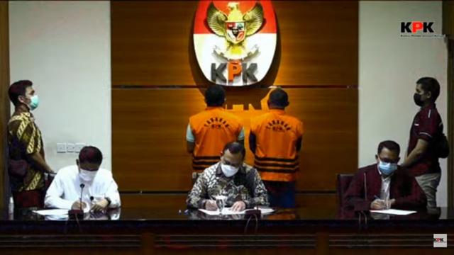 Total Suap Walkot Tanjungbalai untuk Penyidik KPK Rp 1,3 M, Ditransfer 59 Kali (90527)