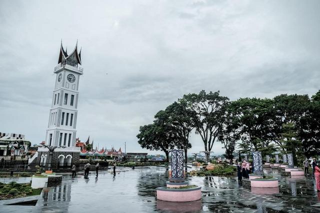 Seluruh Objek Wisata di Bukittinggi, Sumatera Barat, Ditutup hingga 2 Agustus (62826)