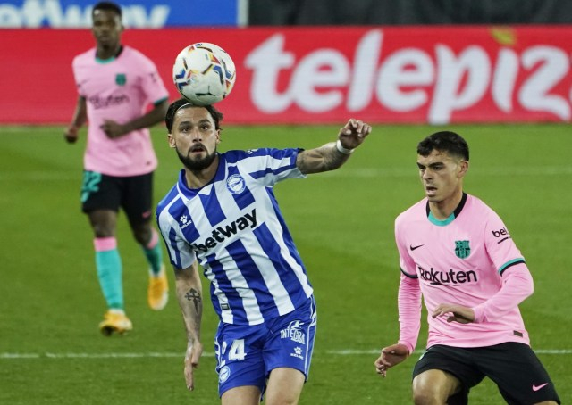 Valencia vs Deportivo Alaves: Prediksi Line Up, Head to Head & Jadwal Tayang (299256)