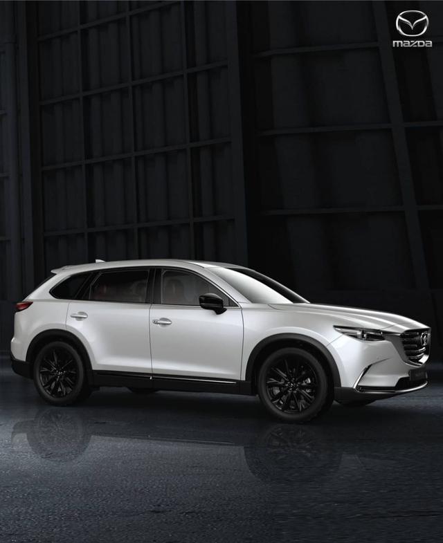 Baru Meluncur, Ini Spesifikasi Mazda CX-9 dan CX-5 Kuro Edition buat Indonesia (35676)