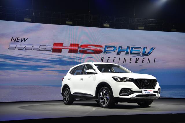 MG HS PHEV Calon Rival Mitsubishi Outlander PHEV di Indonesia, Rilis Tahun Ini? (51630)