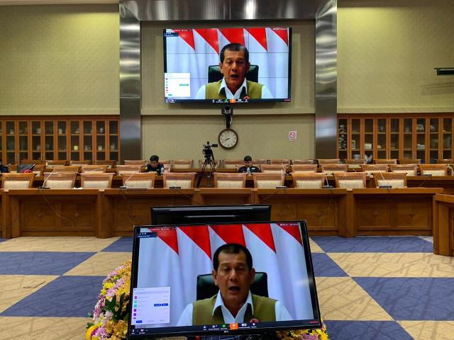 Doni Monardo Kaget WN India Serbu Indonesia: Pak Wiku, Masih Monitor Pak? (89297)