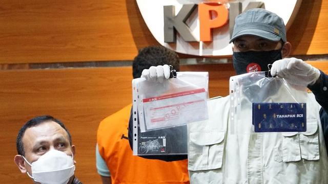 KPK Duga AKP Stepanus Robin Pakai Rekening 2 Rekannya untuk Tampung Uang Suap (332892)