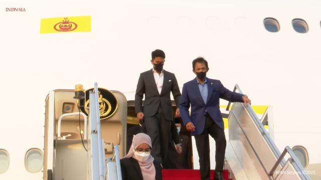 Sultan Brunei dan PM Kamboja Tiba di RI, Siap Hadiri KTT Bahas Krisis Myanmar (124482)