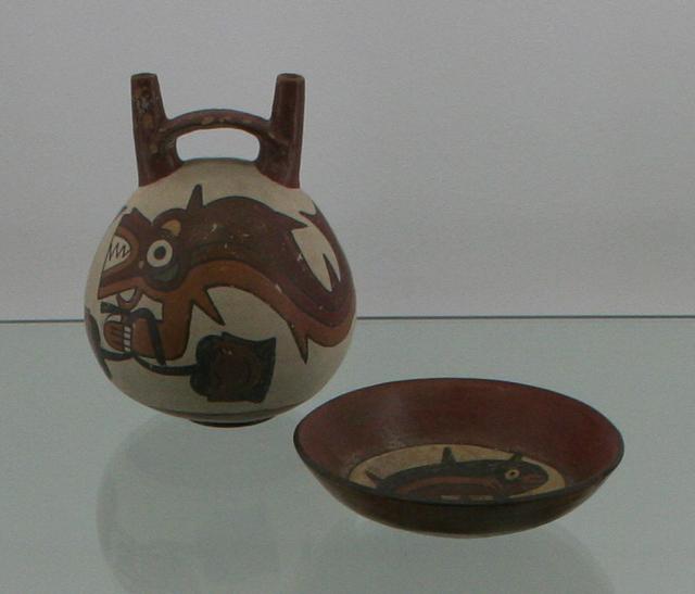 Tembikar Peninggalan Kebudayaan Nazca (127149)