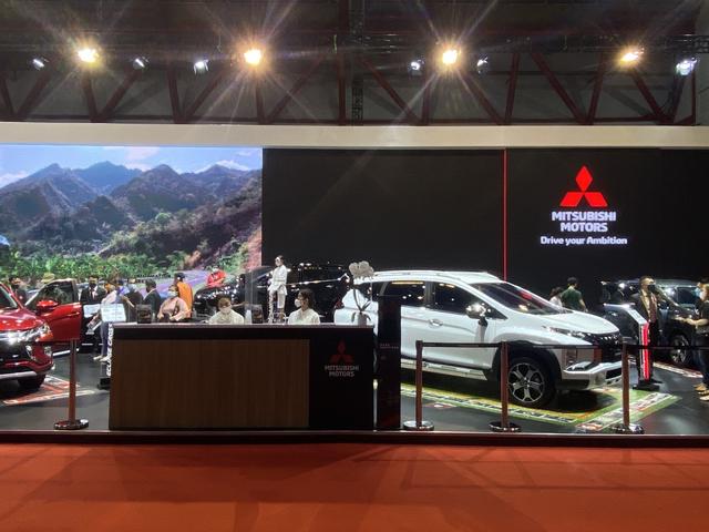 Nagbuburit DI IIMS Hybrid 2021, Jangan lupa berkunjung ke Booth Mitsubishi Motor (534390)