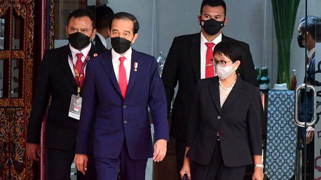 Jokowi Minta Tahanan Politik Myanmar Dibebaskan dan Akses Bantuan Dibuka (294362)