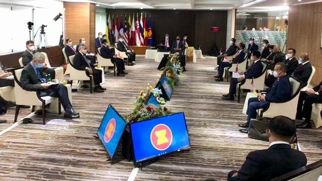 Pemerintah Bayangan Myanmar Sambut Baik Hasil Pertemuan di Jakarta (877617)
