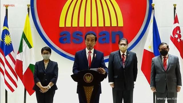 Jokowi Minta Tahanan Politik Myanmar Dibebaskan dan Akses Bantuan Dibuka (294361)