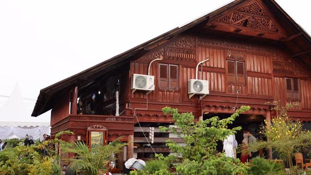 Foto: AHY ke Aceh, Ziarah Makam Tun Sri Lanang, Temu Kader dan Ulama (505588)