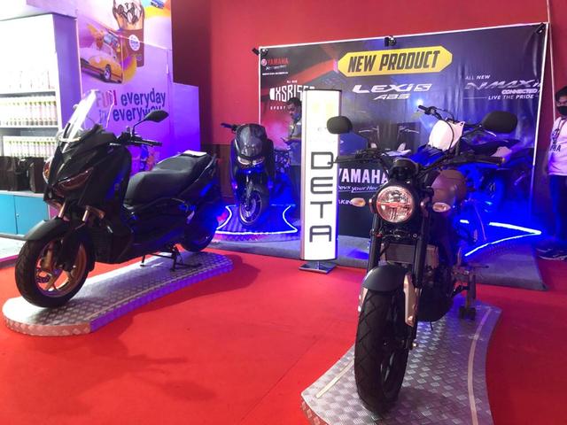 Yamaha Tebar Diskon di IIMS Hybrid 2021, Tembus Puluhan Juta (63067)