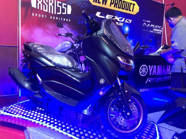 Yamaha Tebar Diskon di IIMS Hybrid 2021, Tembus Puluhan Juta (63069)