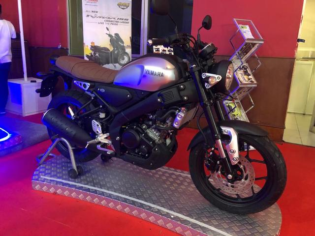 Yamaha Tebar Diskon di IIMS Hybrid 2021, Tembus Puluhan Juta (63070)