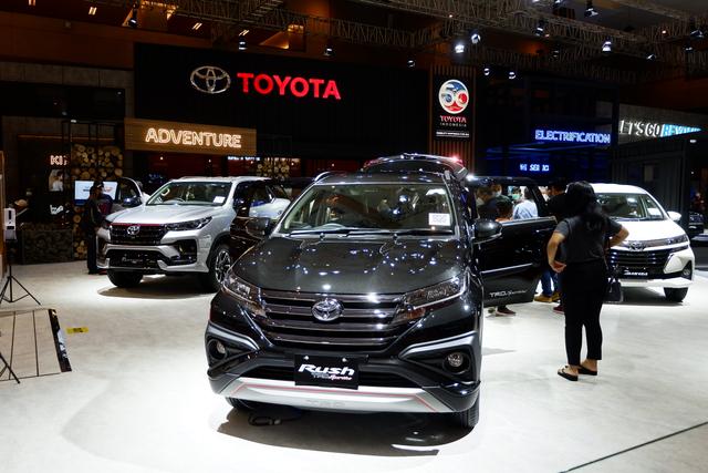 Jangan Salah, 5 Mobil Toyota Ini Ternyata Buatan Daihatsu (96609)