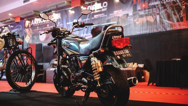 Nyeleneh, Yamaha RX-King 'Cebol' Ini Dijual Rp 135 Juta, Siapa Minat? (142895)