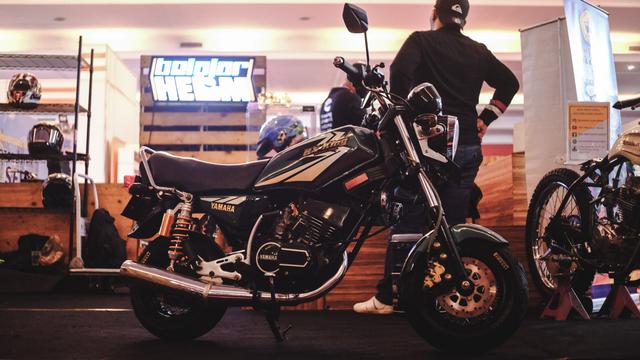 Nyeleneh, Yamaha RX-King 'Cebol' Ini Dijual Rp 135 Juta, Siapa Minat? (142892)