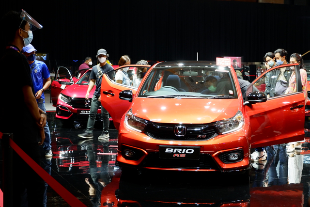 Krisis Chip, Honda Indonesia Korbankan Mobilio Demi Brio (822400)