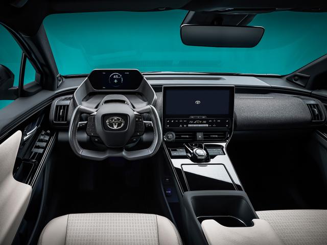 Inilah Fakta Mobil Listrik Toyota bZ4X, Siap Lawan Hyundai Kona (13520)