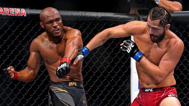 Kamaru Usman Ingin Ikuti Jejak Khabib, Pensiun sebagai Jawara UFC (217922)
