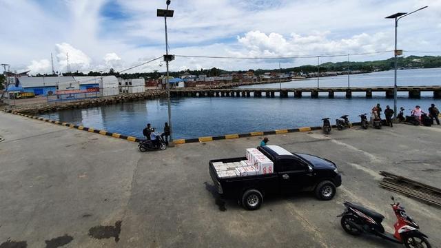 Larangan Mudik, Fasilitas Transportasi di Tiga Daerah di Sulteng Belum Dibatasi  (202977)