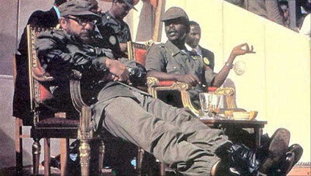 Mengistu Haile Mariam, Aktor Kudeta dan Teror Berdarah di Ethiopia (91376)