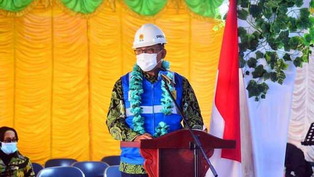 PLN Berhasil Alirkan Listrik untuk 10 Desa di Banggai Laut dan Banggai Kepulauan (345411)