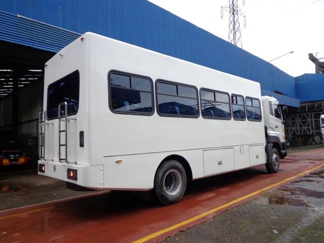 Unik, Begini Wujud Bus yang Dipakai di Perusahaan Tambang (1165215)