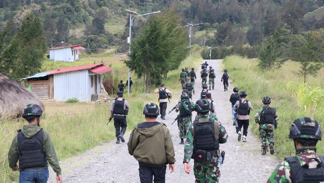 BIN Kenang Sosok Kabinda Papua Brigjen Gusti Putu Danny yang Gugur Ditembak KKB (22556)