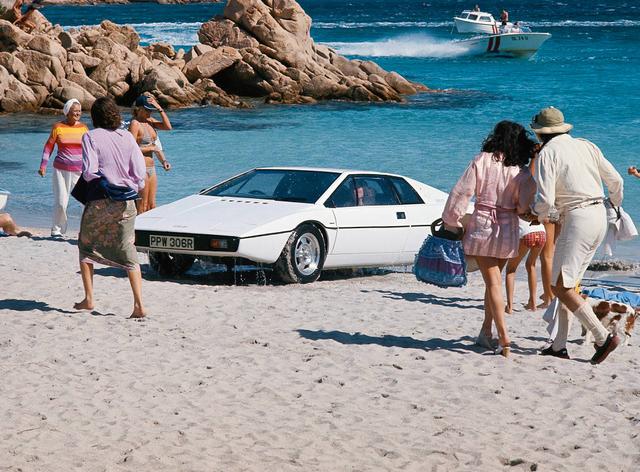Inilah Lotus Esprit 1977 James Bond yang Dapat Menyelam (1052440)