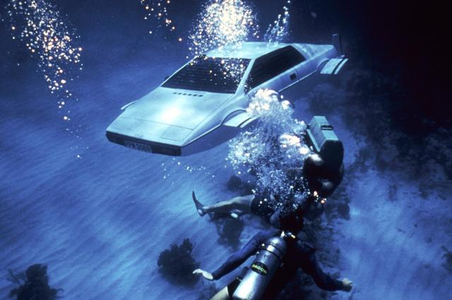 Inilah Lotus Esprit 1977 James Bond yang Dapat Menyelam (1052443)