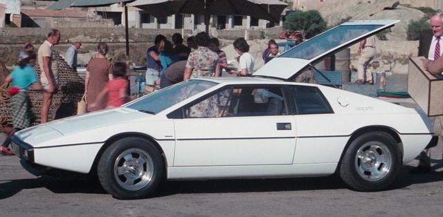 Inilah Lotus Esprit 1977 James Bond yang Dapat Menyelam (1052441)