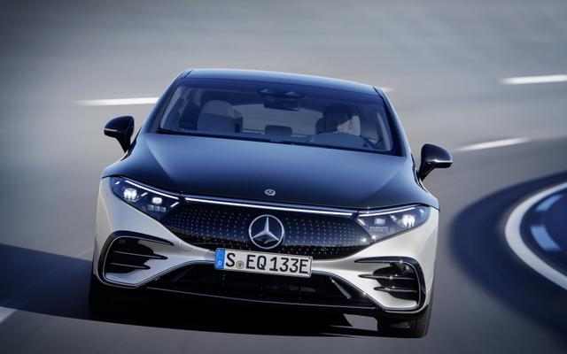 Inilah Sedan Listrik Termewah Mercedes-Benz EQS, Mampu Melaju Sejauh 770 Km! (121097)
