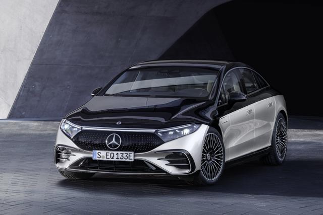 Inilah Sedan Listrik Termewah Mercedes-Benz EQS, Mampu Melaju Sejauh 770 Km! (121095)