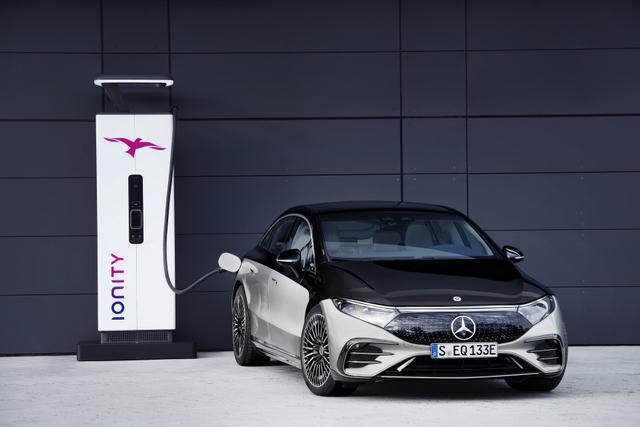 Inilah Sedan Listrik Termewah Mercedes-Benz EQS, Mampu Melaju Sejauh 770 Km! (121094)