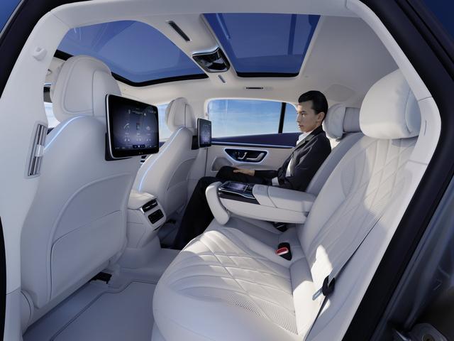 Inilah Sedan Listrik Termewah Mercedes-Benz EQS, Mampu Melaju Sejauh 770 Km! (121101)