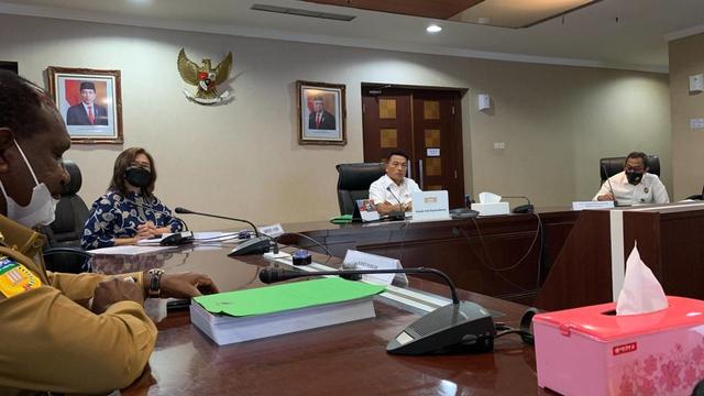Korban KKB Terus Berjatuhan, Istana Evaluasi Situasi Keamanan di Papua (8793)