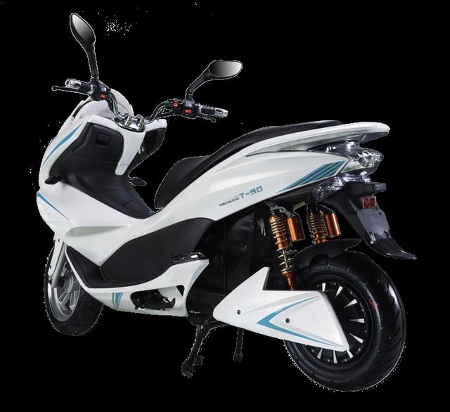 Intip Spesifikasi Motor Listrik Treeletrik T90 'Kembaran' Honda PCX (144939)