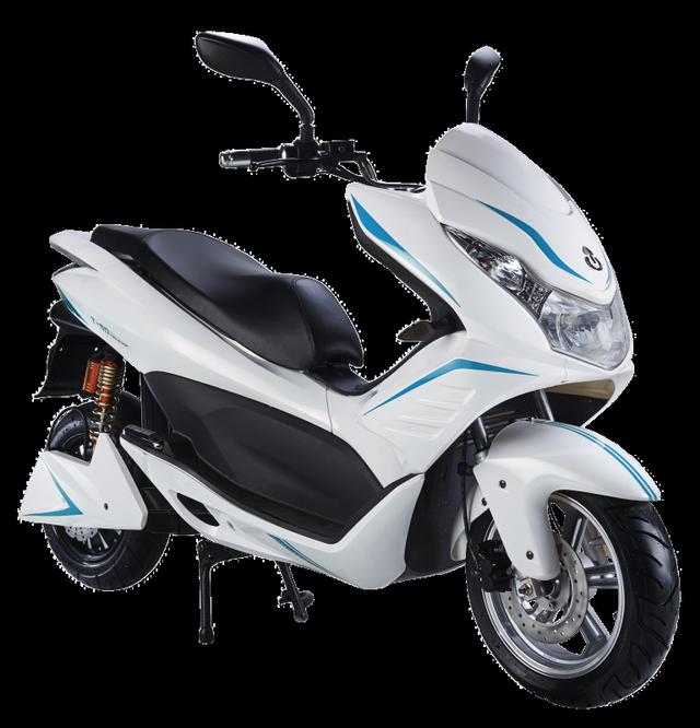Intip Spesifikasi Motor Listrik Treeletrik T90 'Kembaran' Honda PCX (144934)