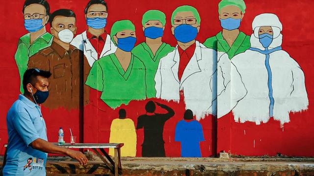 WHO Pastikan Kabar COVID-19 Tak Ada dan Kematian Akibat Bakteri Sepenuhnya Hoaks (43915)