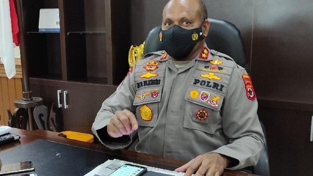 Kapolda Papua: Aktor Kerusuhan Papua Victor Yeimo Informan Veronica Koman  (256657)