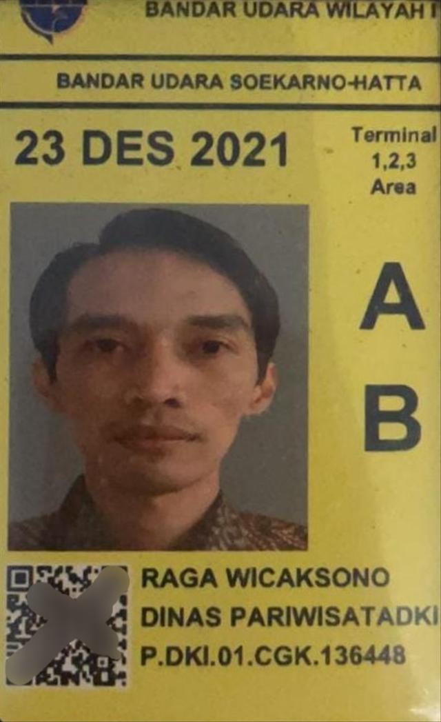 Disparekraf DKI soal 2 Mafia Karantina Punya Kartu dan Surat: Bukan Pegawai Kami (101043)