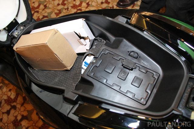 Intip Spesifikasi Motor Listrik Treeletrik T90 'Kembaran' Honda PCX (144937)