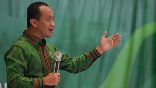 Bahlil Usul Anggaran Kementerian Investasi Capai Rp 711 Miliar di 2022 (1226060)