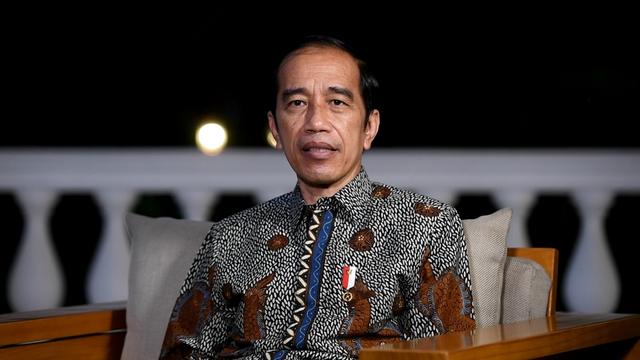 Jokowi Ingin Bandara Jenderal Sudirman Bisa Kerek Ekonomi Jateng (30904)
